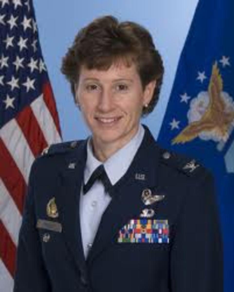 Col. Dawn Dunlop