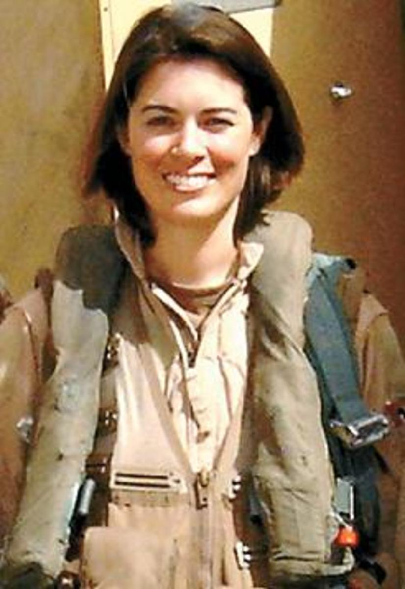 Air Force Lt. Col, Nicole Malachowski