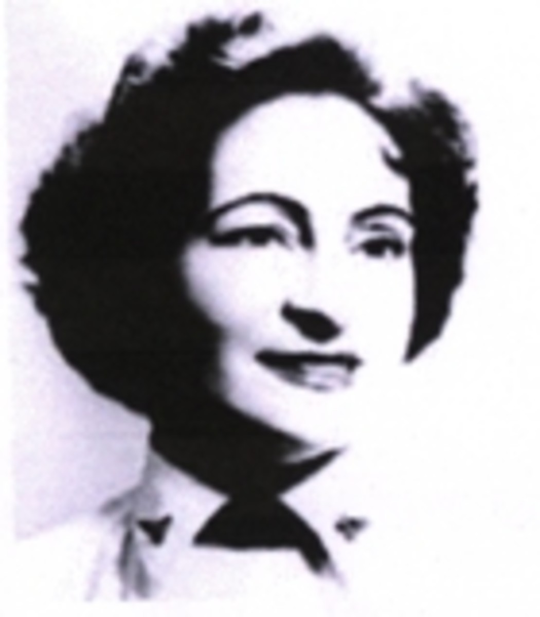 Ada Rogato (Dec. 22, 1920 - Nov. 17, 1986)