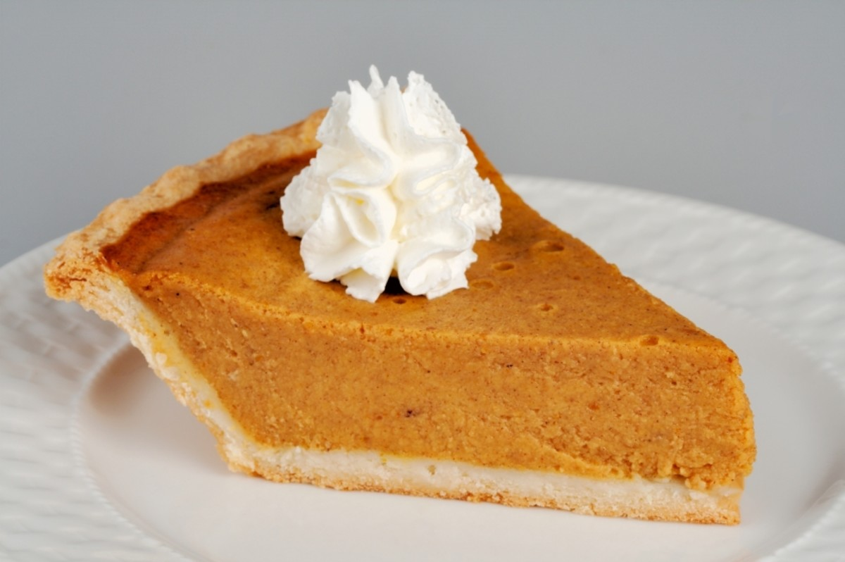 Sweet Potato Pie Is Oh So Delicious