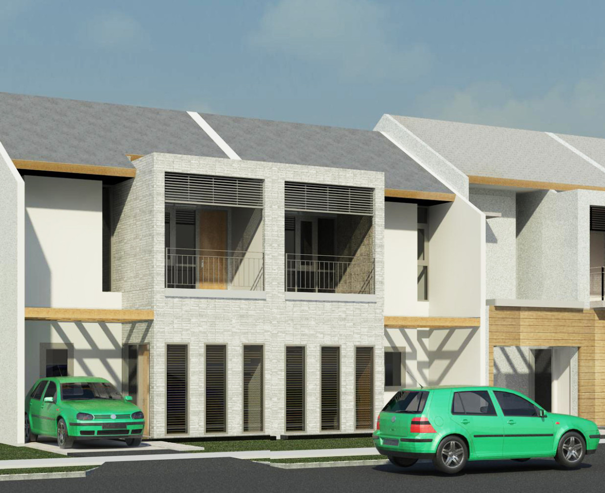 House Design 6m x 15 m