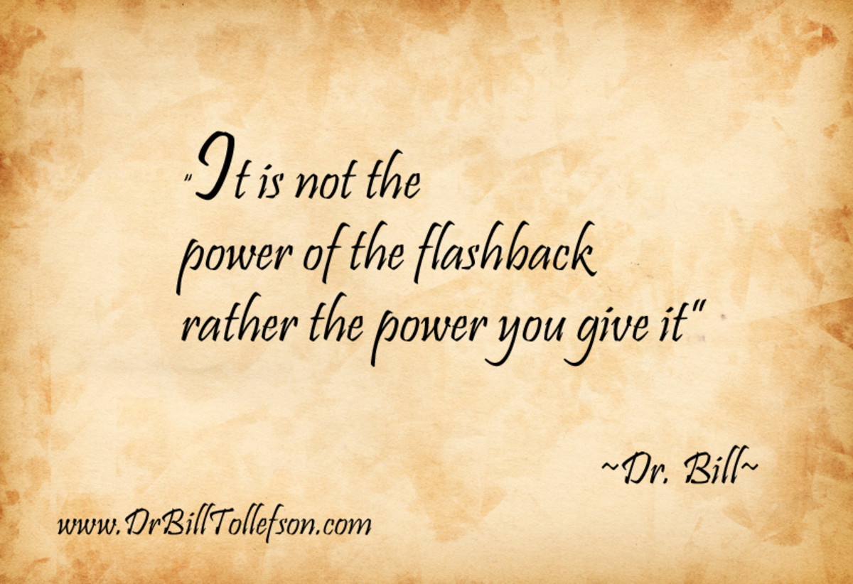 Take back your power and strength from unwanted memories.