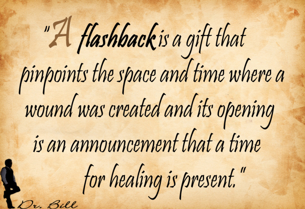 Flashbacks and Healing