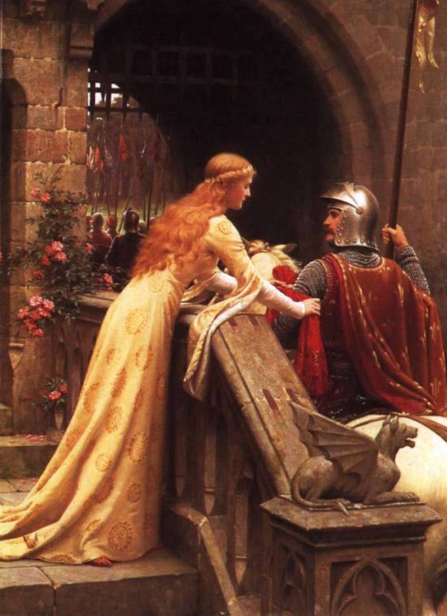 Medieval Romance: Archetypal Chivalry and Courtly Love of Arthurian Tradition