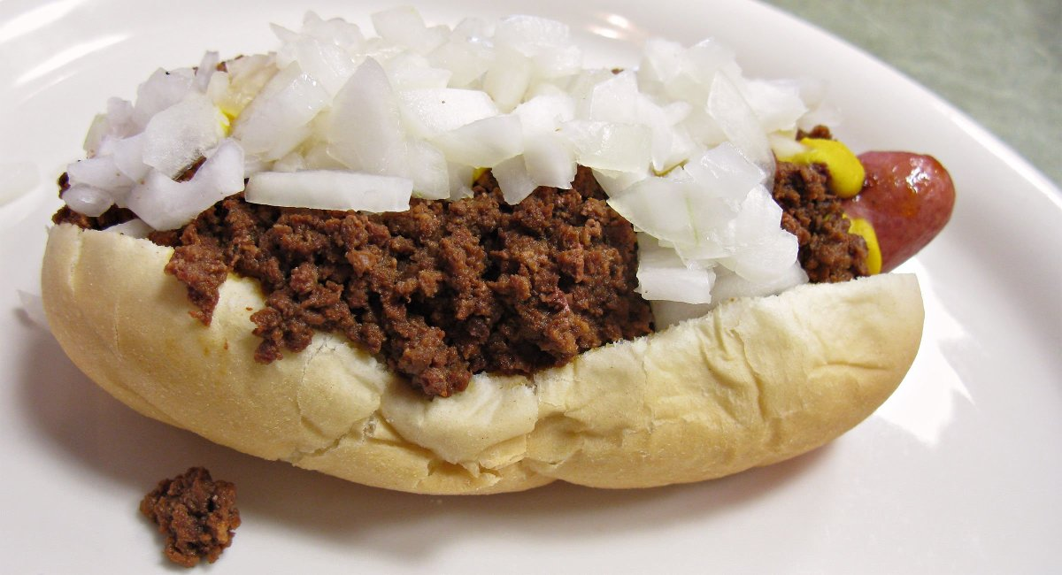 Here is the best Coney Island Hot Dog you will ever eat.