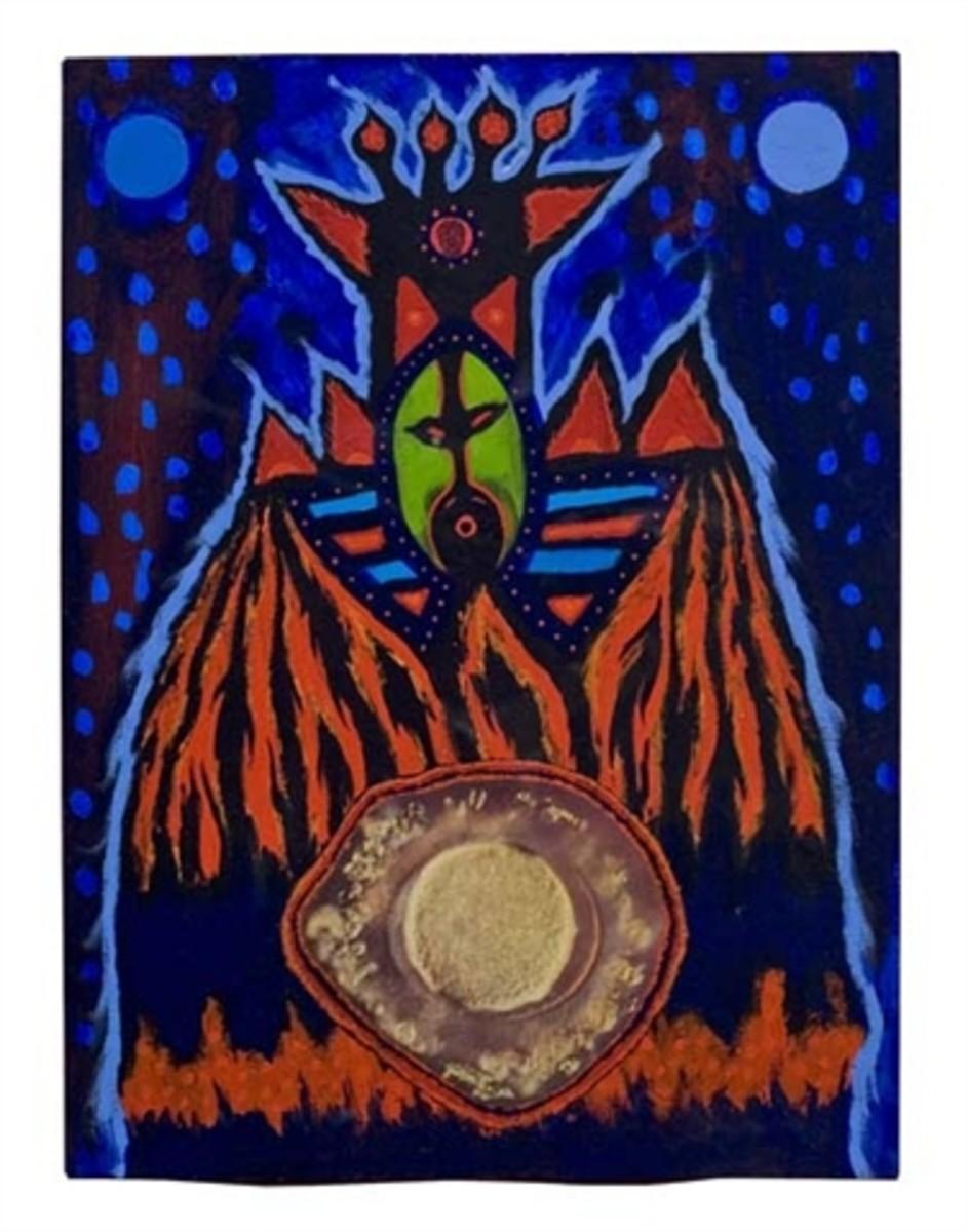 Energizing Spirit by Ademola Olugebefola