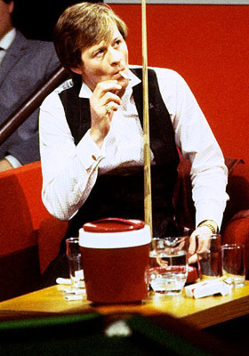 "The Best Snooker Quotes- Alex ""Hurricane"" Higgins"
