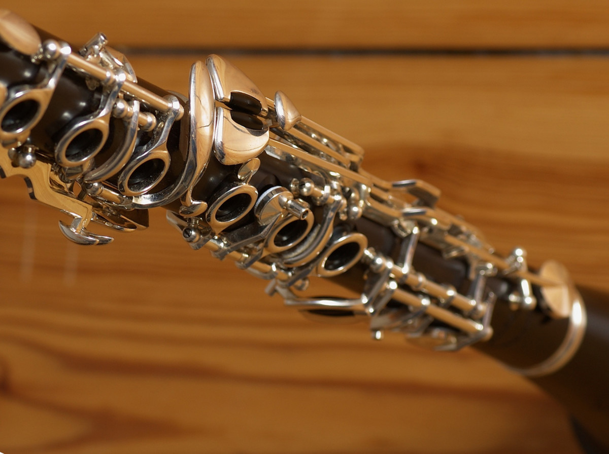 Clarinets are usually the victims of off-brand imitations because they are among the most common and most easily playable woodwind instruments.