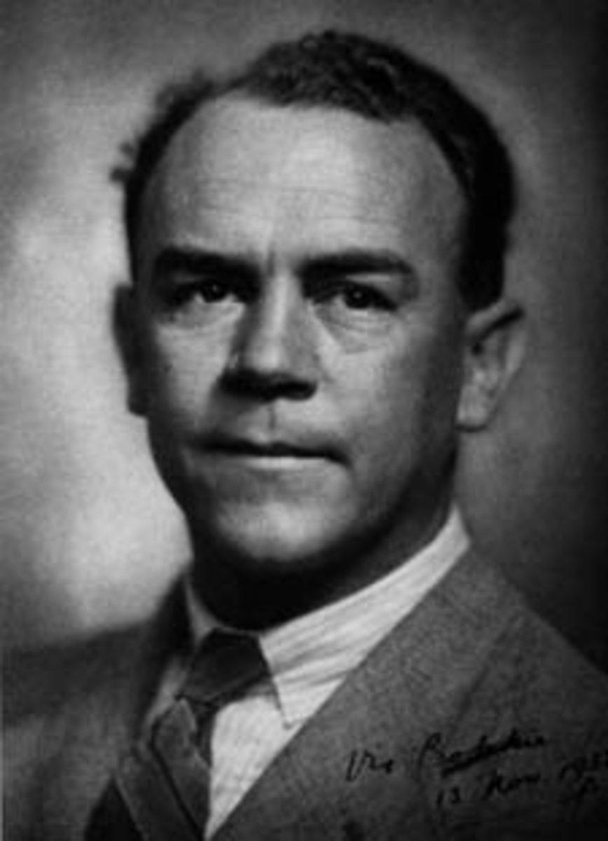 N.P. van Wyk Louw. Image from LitNet