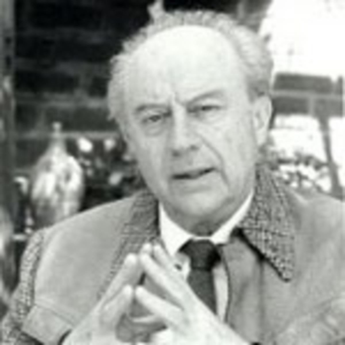 Johan J. Degenaar. Image from LitNet