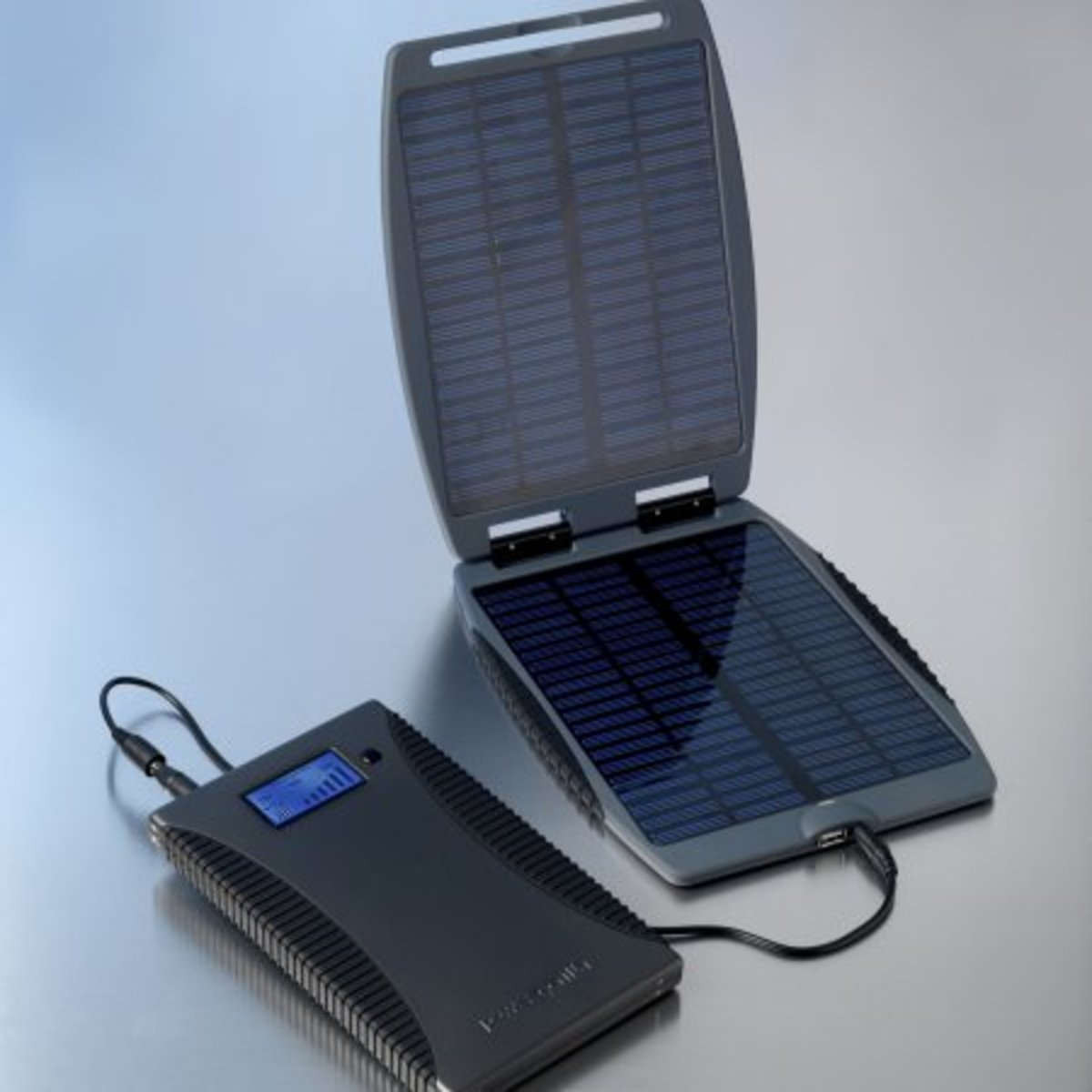 Solar Gorilla is another easy to use solar power charger