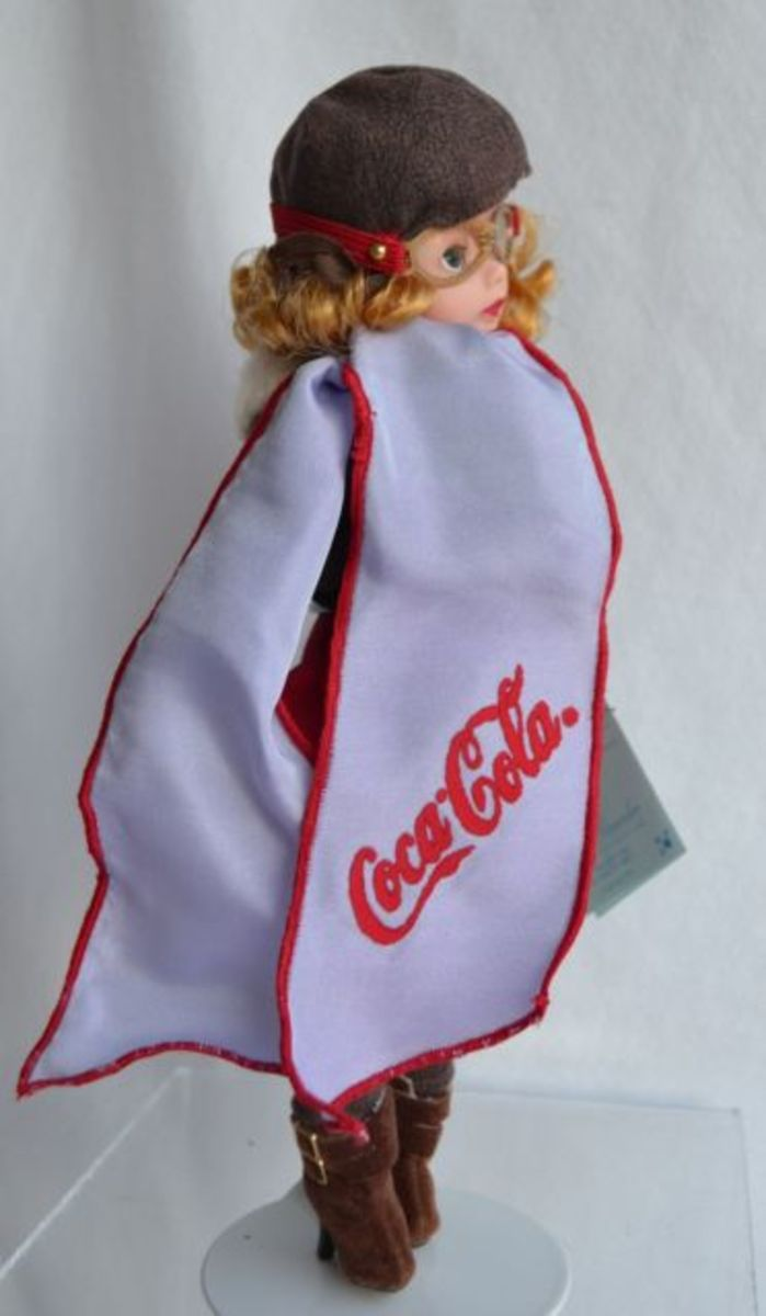 Coca Cola Madame Alexander Style