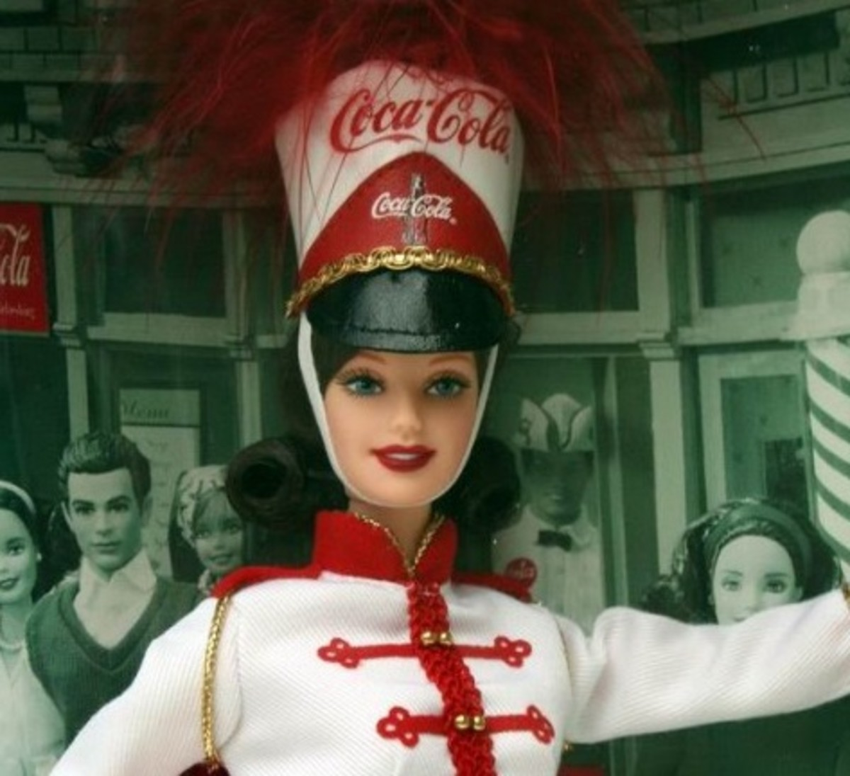 Top Toys - Great Gifts Coca-Cola Dolls - Barbie and Madame Alexander| Buy Online