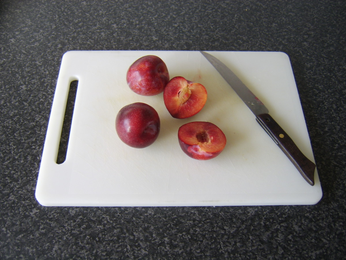 Removing the Stones from the Plums