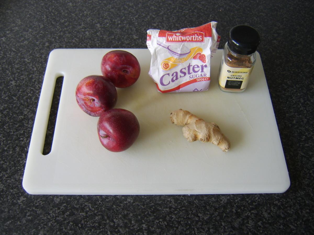Plum Sauce Recipe for Duck