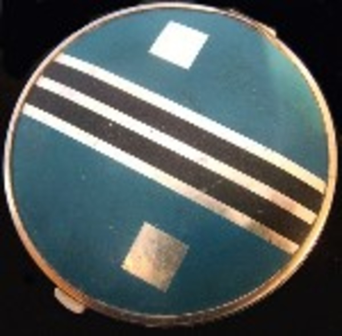 20's compacts...Deco again