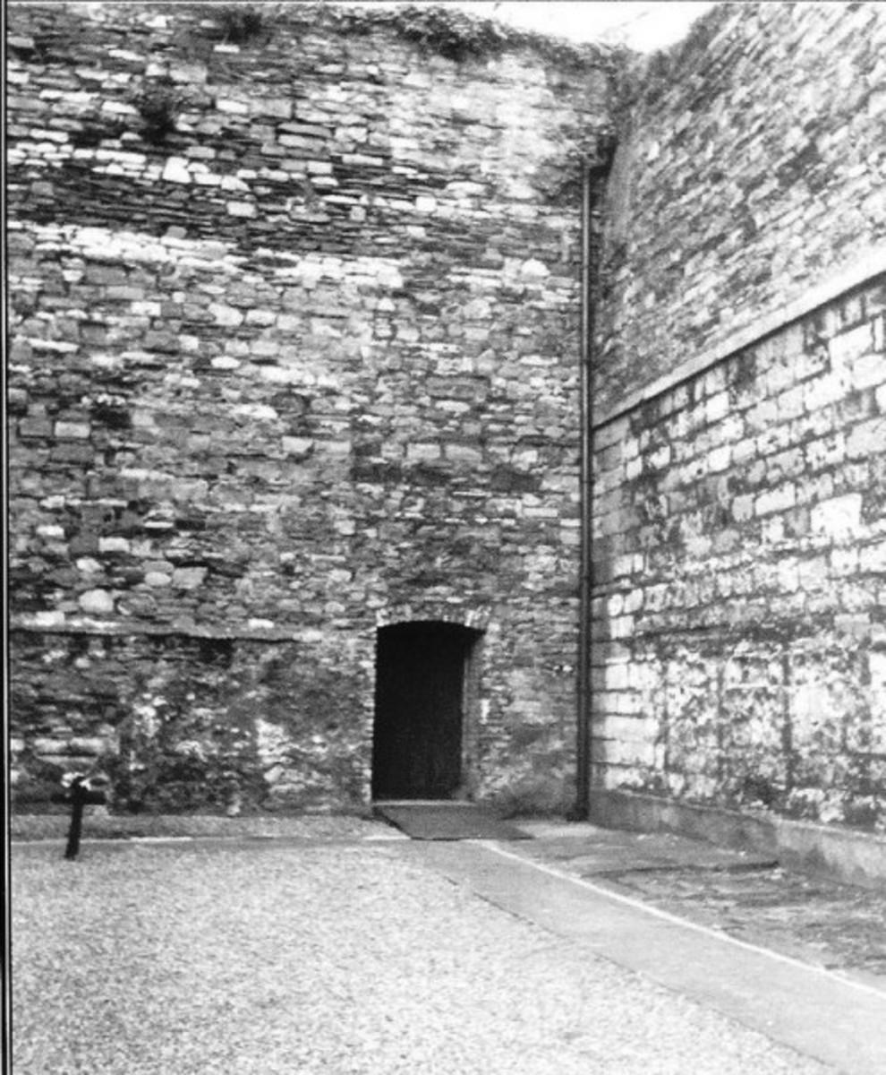 Kilmainham Jail Cross
