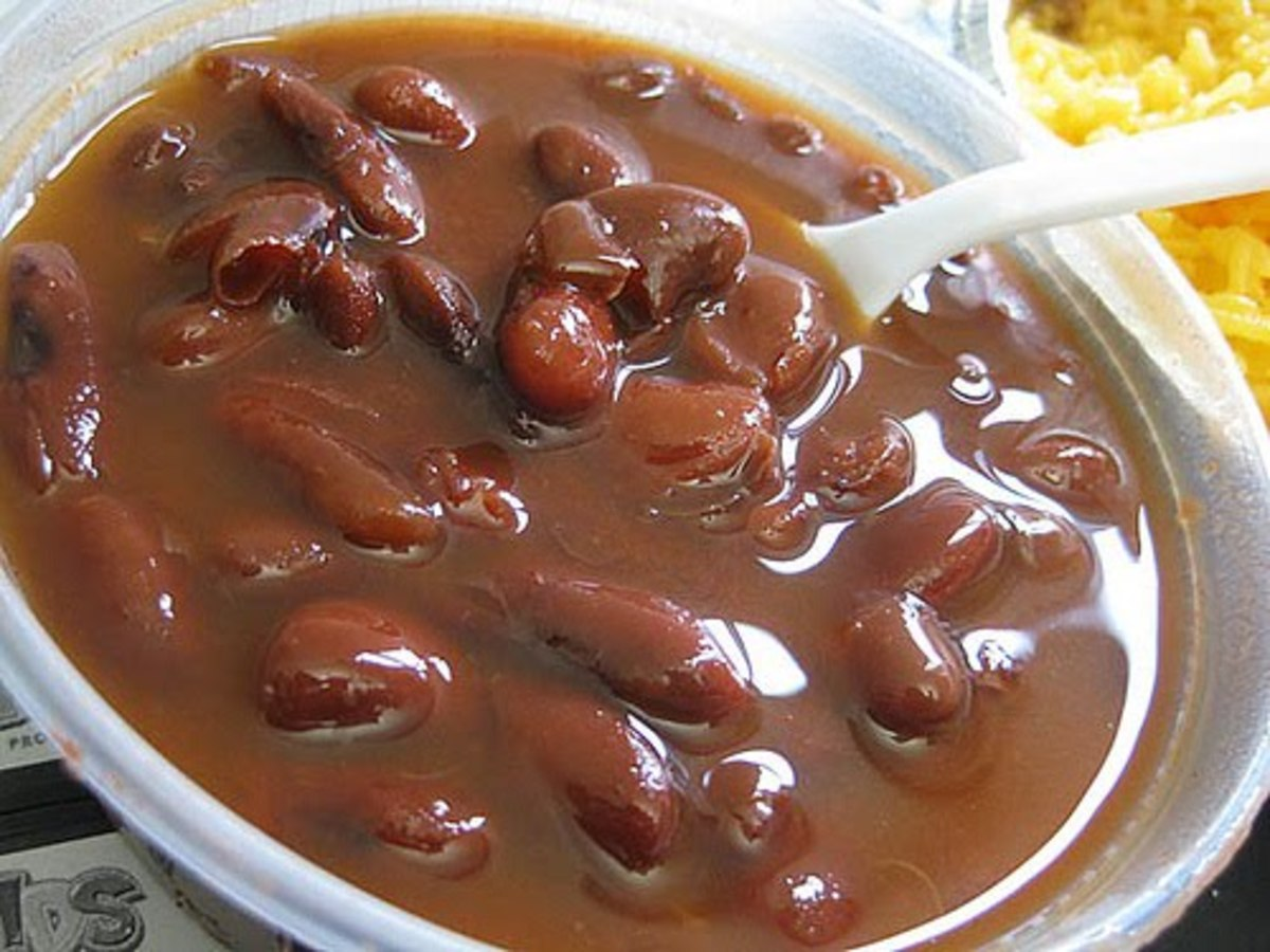 I have been told by many people that I make the best Pinto Beans in the world. Why not try these recipes and let me know what you think.