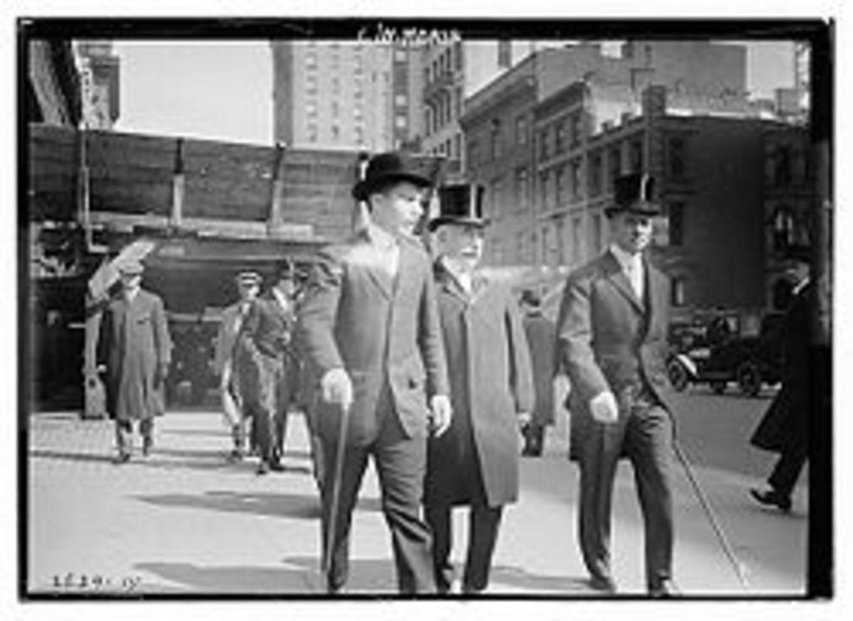 Charles W. Morse Conspirator to Corner the Copper Market