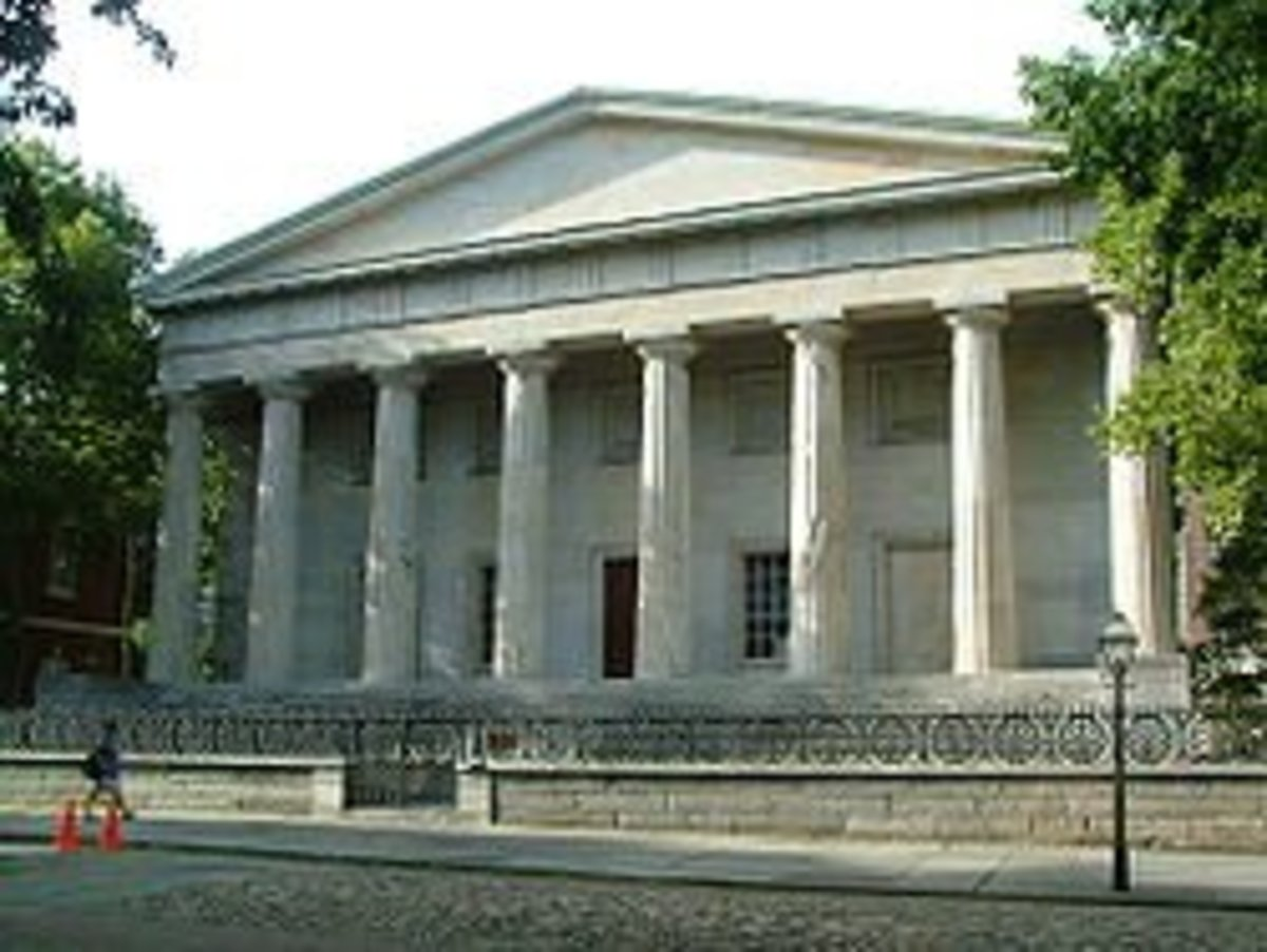 SECOND BANK OF UNITED STATES