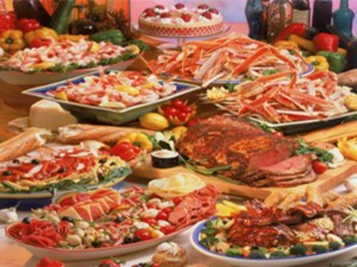 List of buffets in Las Vegas