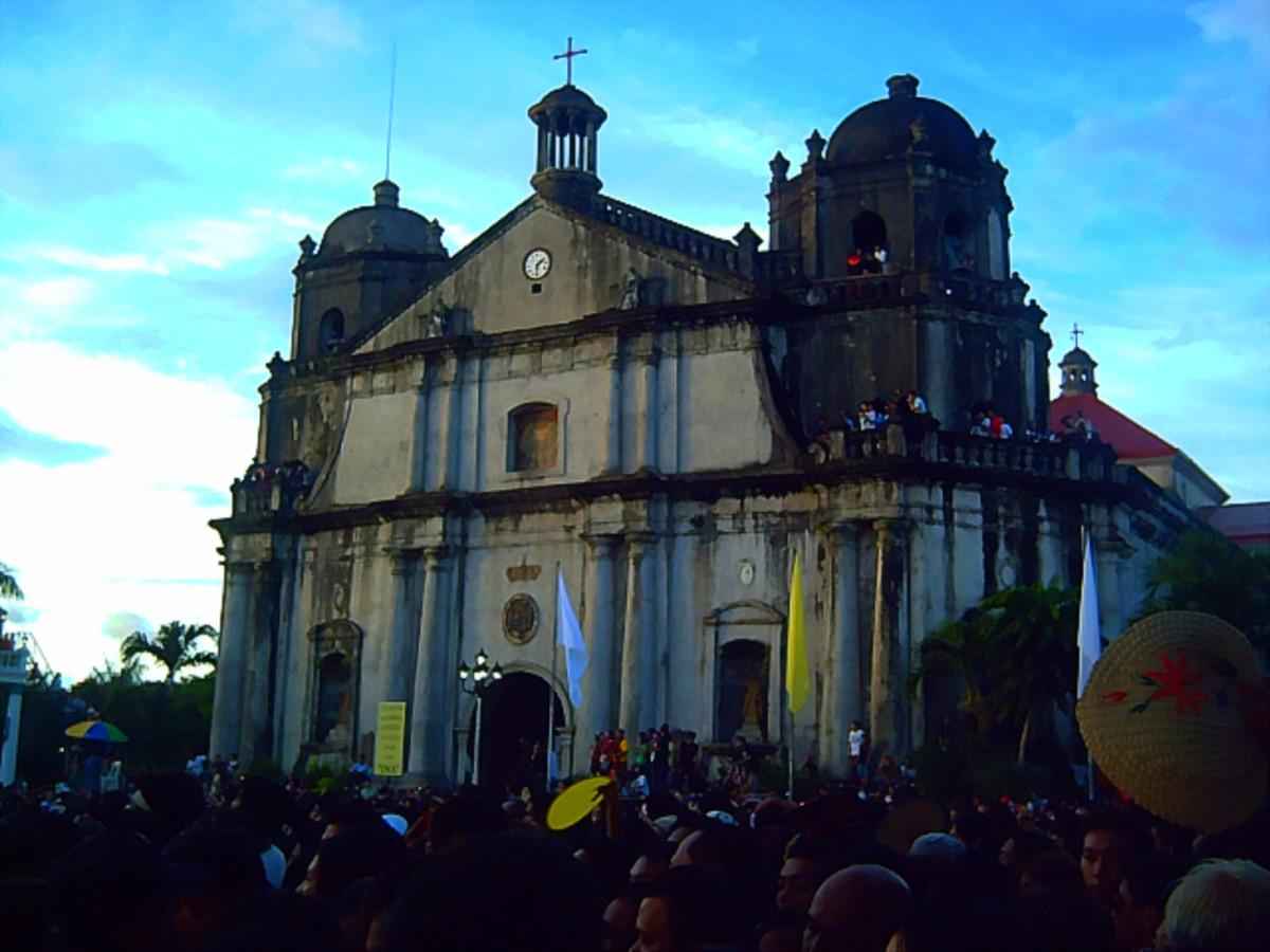 Naga cathedral Church (All photos taken by travel_man1971)