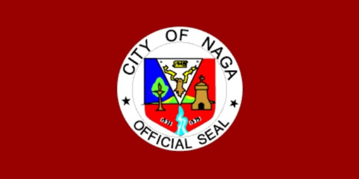 Ph Flag of Naga City