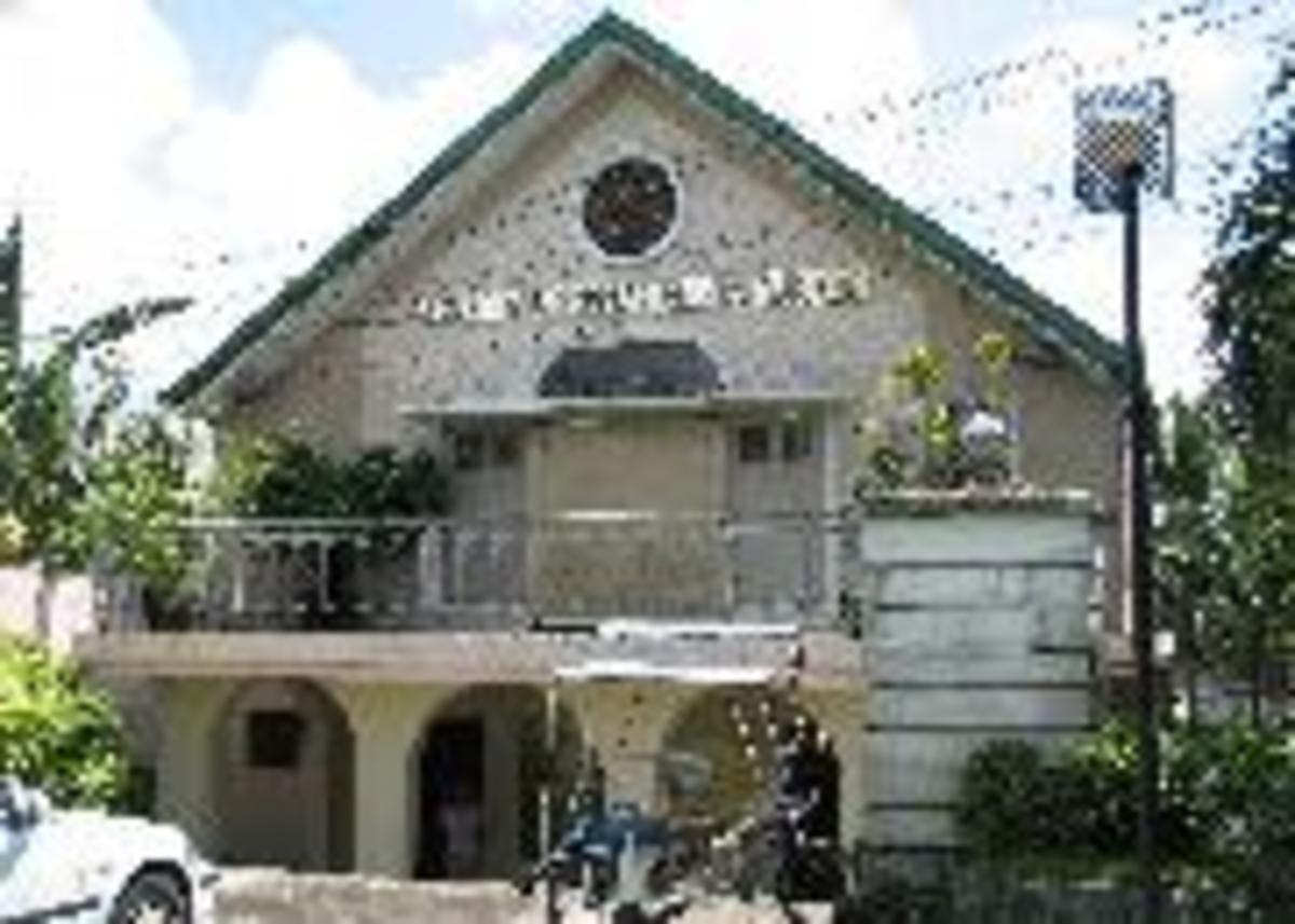 Our Lady of Peafrancia Museum, corner Magsaysay Bridge & San Felipe, Naga City
