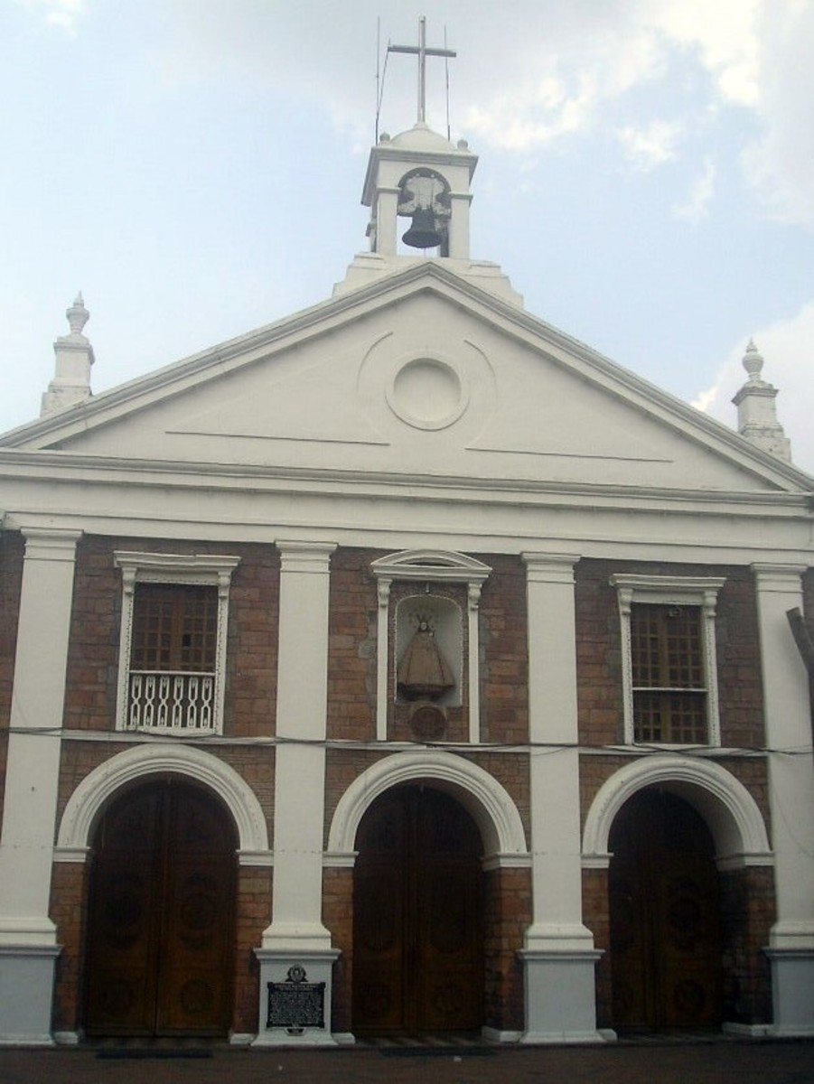 Peafrancia Shrine, Naga City