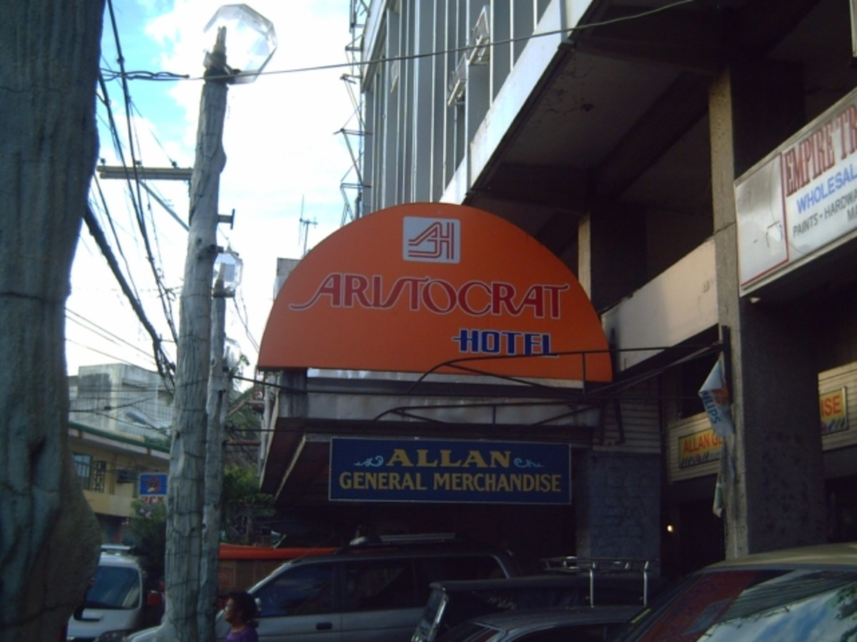 Aristocrat Hotel, the pioneer hotel in Naga City
