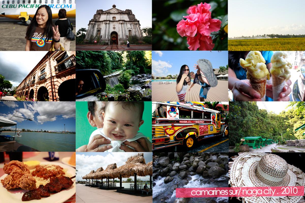 Camarines Sur/Naga City 2010(Photo collage courtesy of http://www.thespongklongproject.com/)
