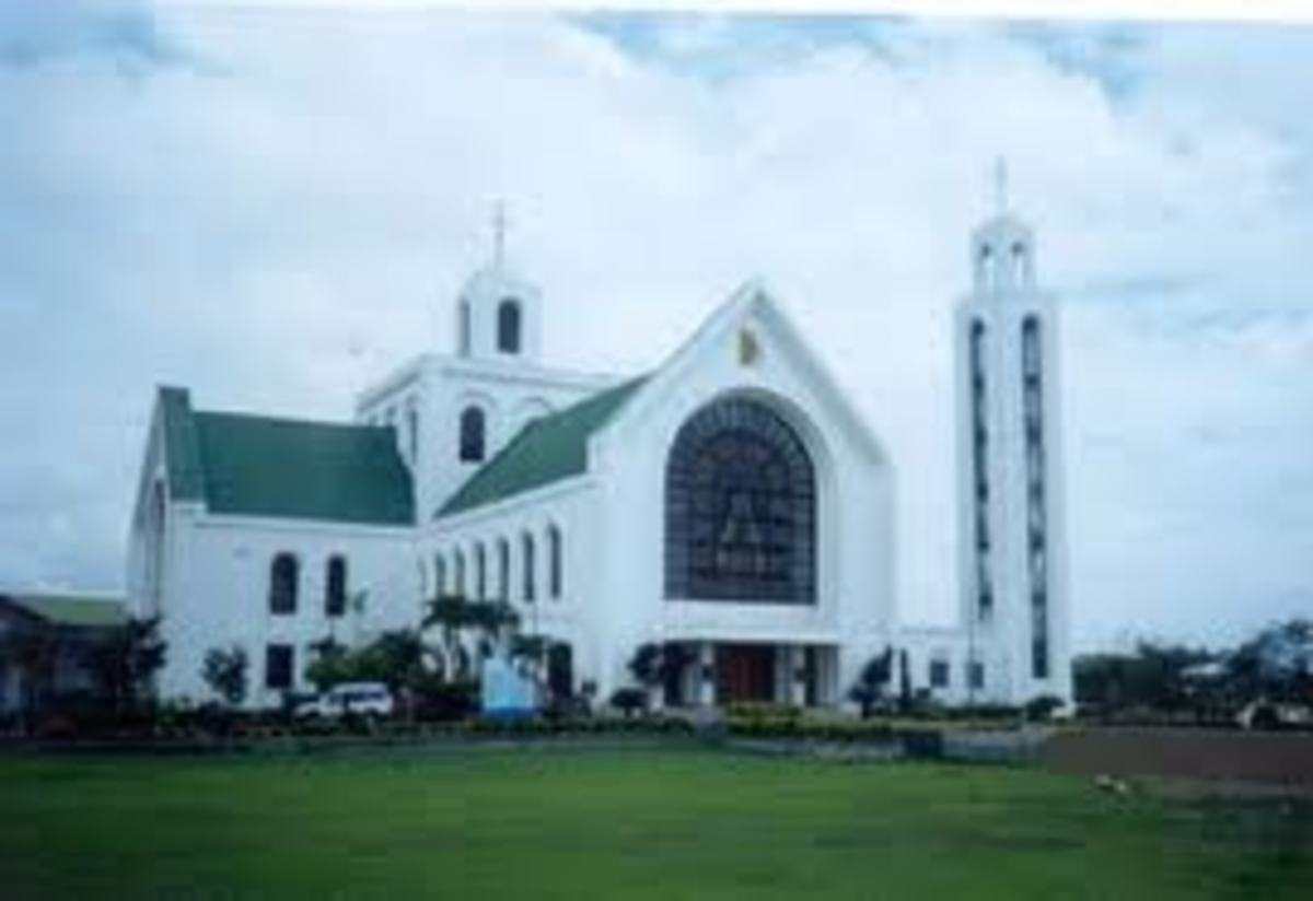 Basilica Minore @ Balatas, Naga City