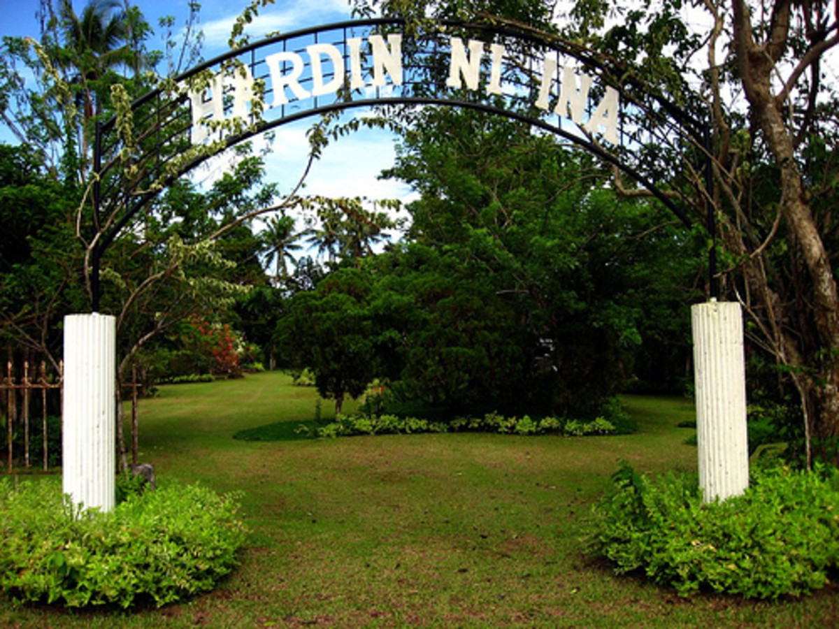 Ecological Park (Eco Park) in Naga City