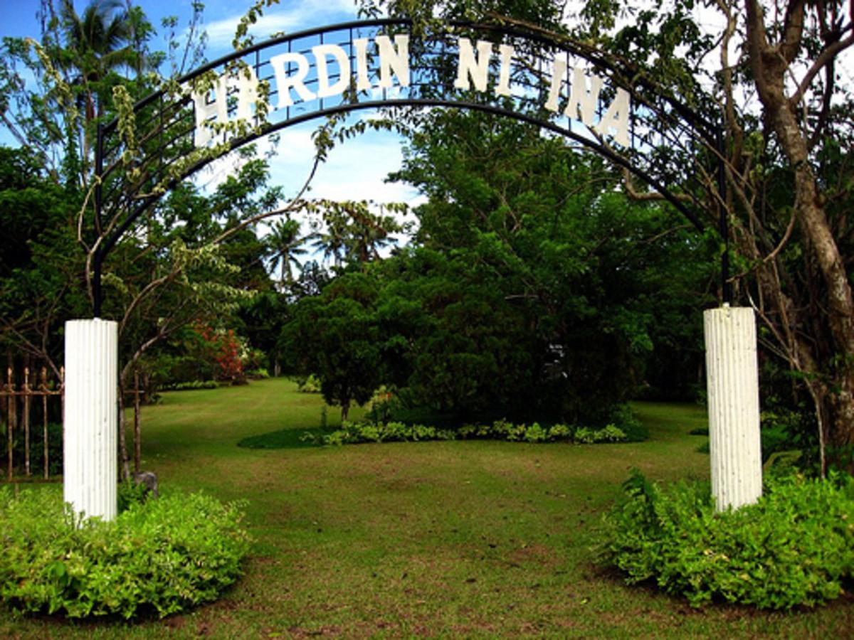 Ecological Park (Eco Park) in Naga City