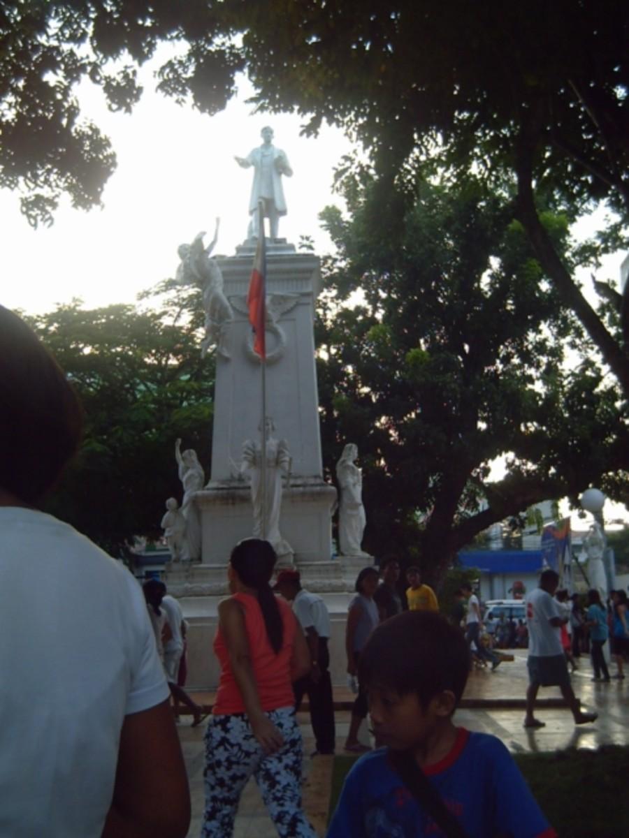 Plaza Rizal (IAA)