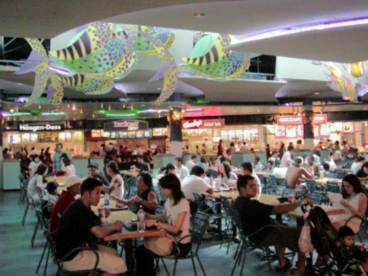 Makai Food Court