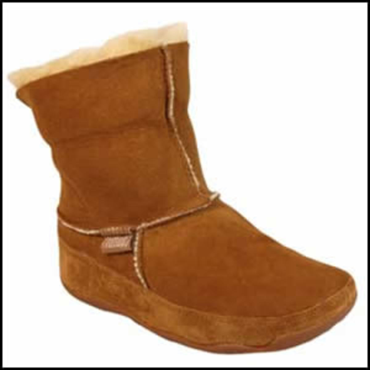 The FitFlop Mukluk - Part Ugg - Part Mukluk - All FitFlop