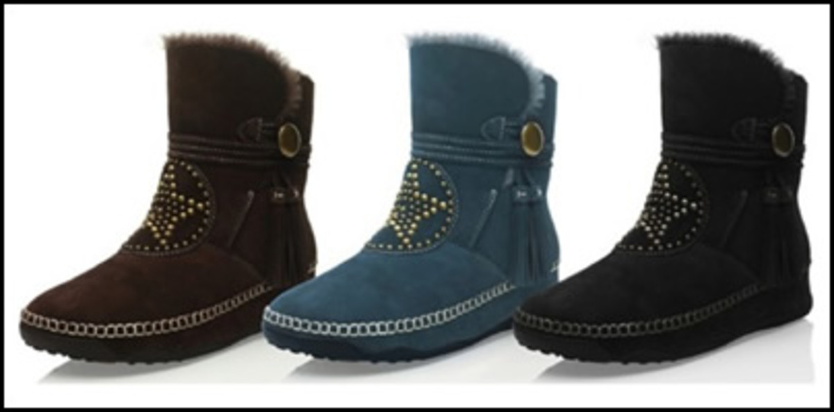 The latest range of FitFlop Mukluk styles