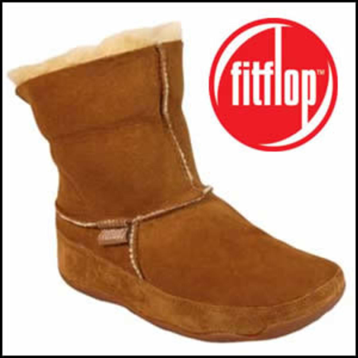 Just one of the many styles of FitFlop Winter boots