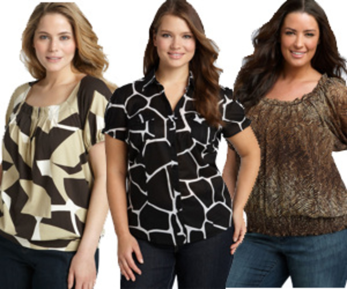 Trendy Plus Size Clothing Selection Tips