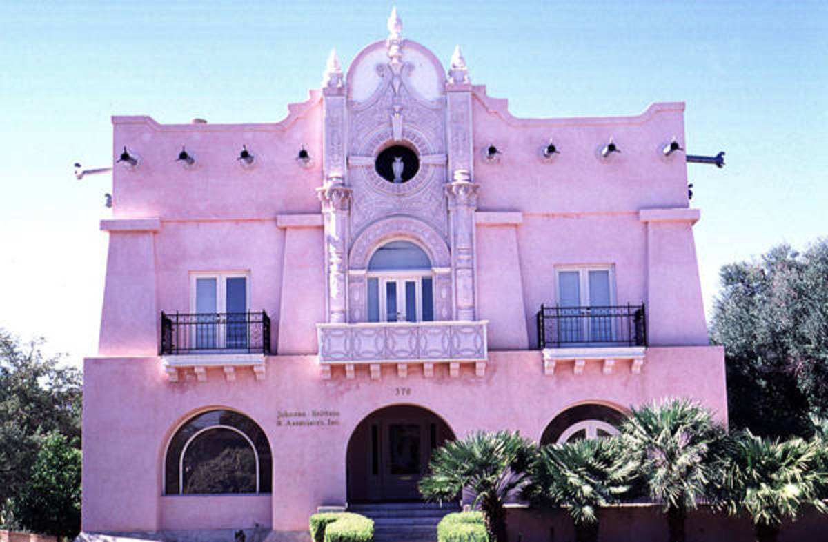 10 Cool Historic Buildings In Downtown Tucson Hubpages