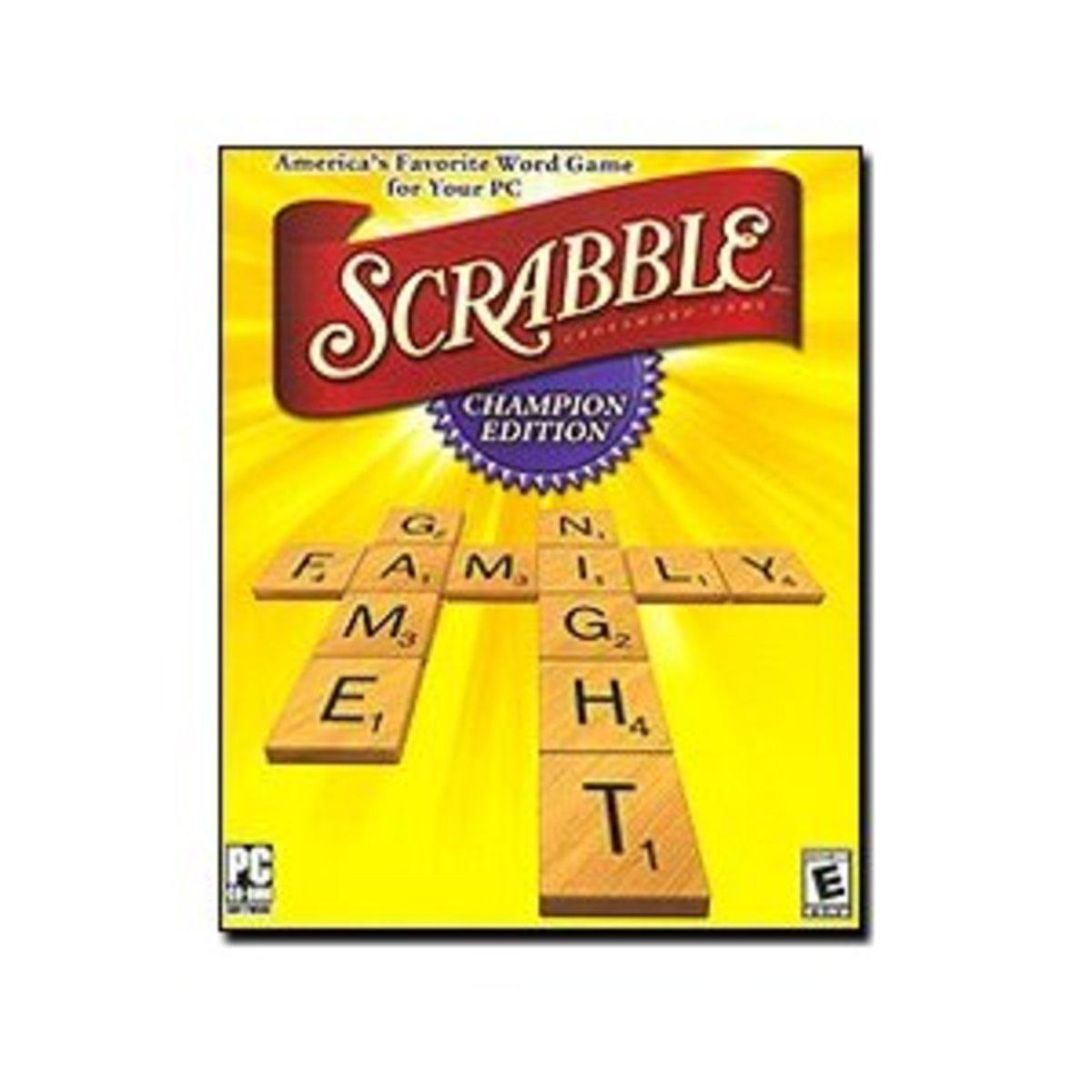 SCRABBLE SB CS BY HASBRO CROM