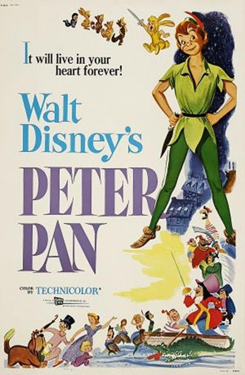 The original Peter Pan movie. (Google images. com)