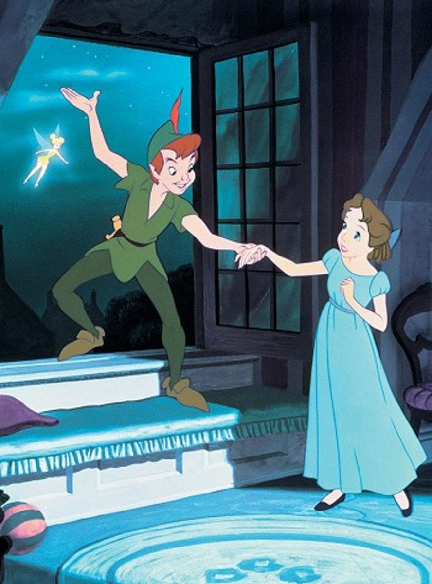 wendy peter pan