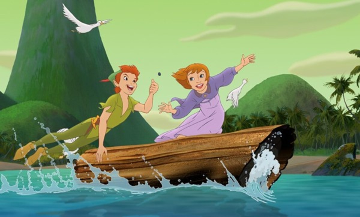 Peter and Wendy.