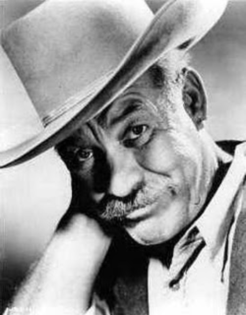 Ward Bond, Was He In EVERY Movie?