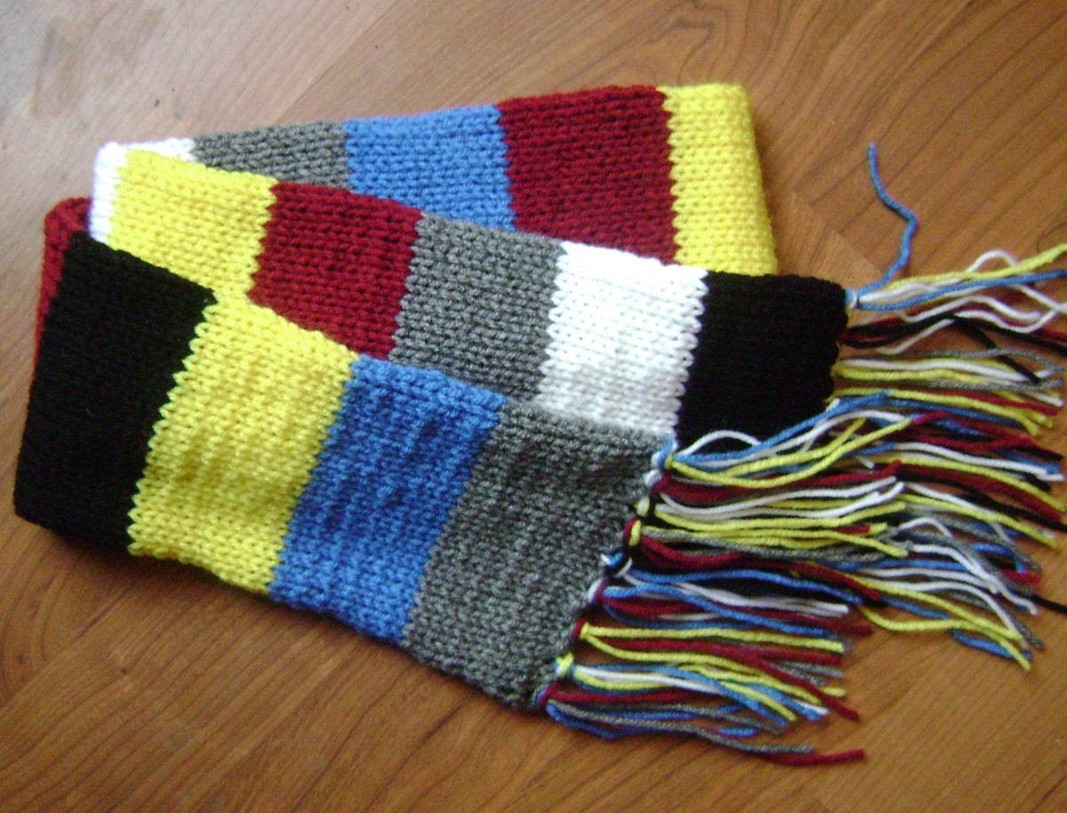 Factionless or Faction Unity Scarf