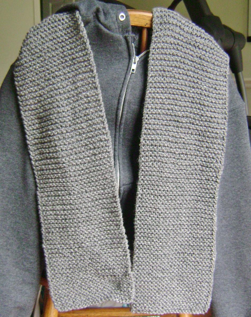 Abnegation faction members wear gray.
