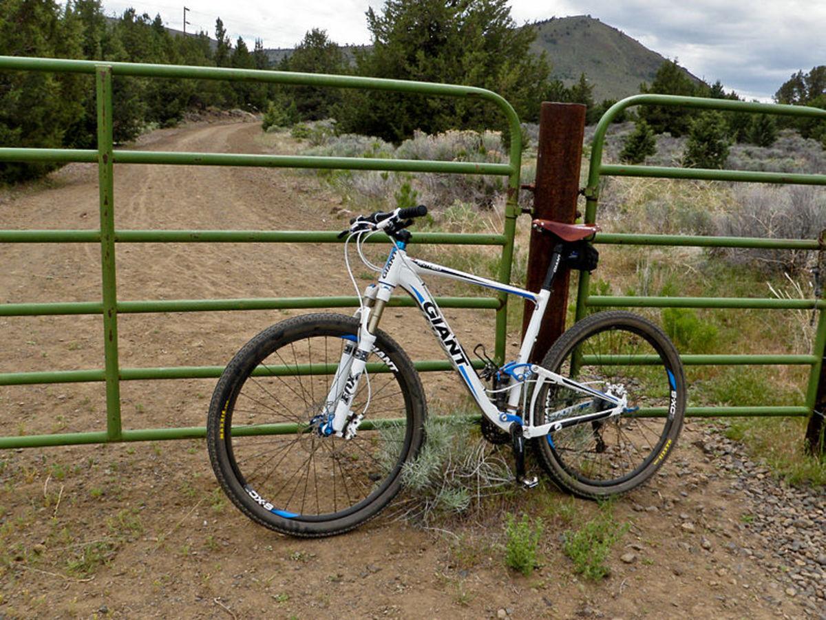 2011 Giant Anthem mountain bike (CC-BY-2.0).