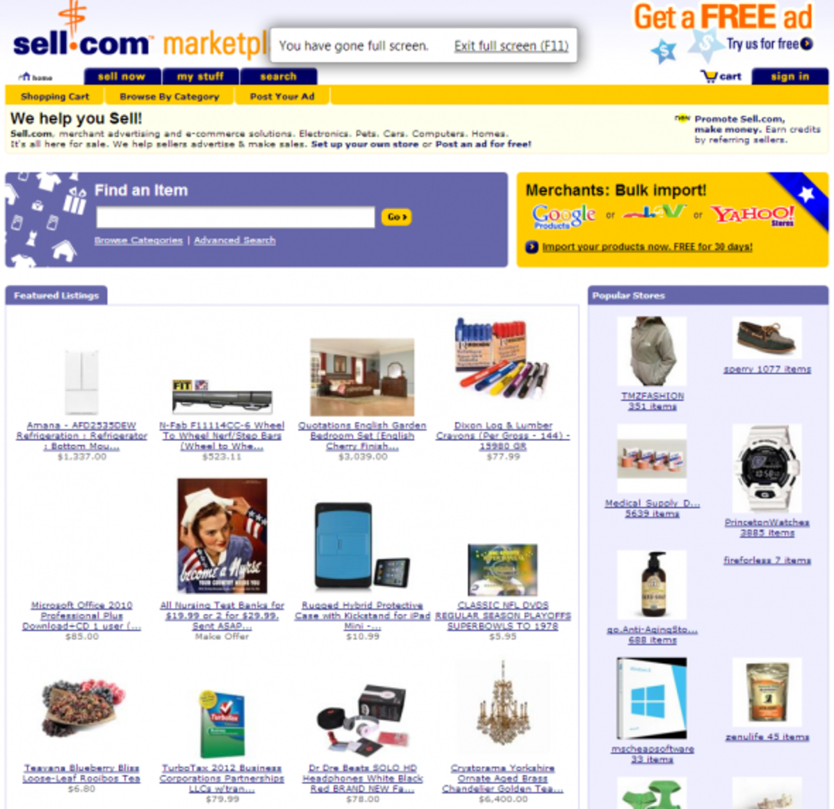 sell-site